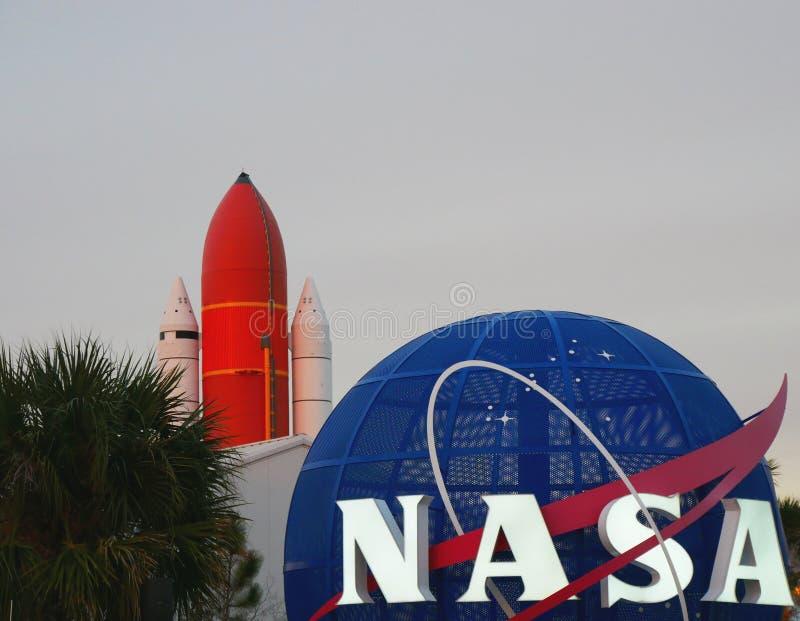 Centro espacial de la NASA fotos de archivo
