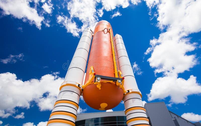 Centro Espacial Kennedy Cabo Canaveral, Florida, EUA foto de stock royalty free