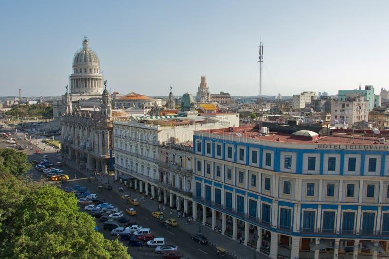 Centro Havana arkivfoton