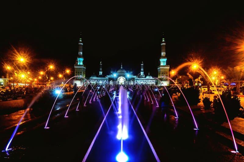 centro islámico religioso foto de archivo
