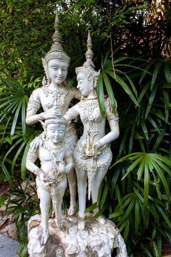 Centro Lipa Noi, Koh Samui, Tailandia di Dusit Dhewa fotografie stock libere da diritti