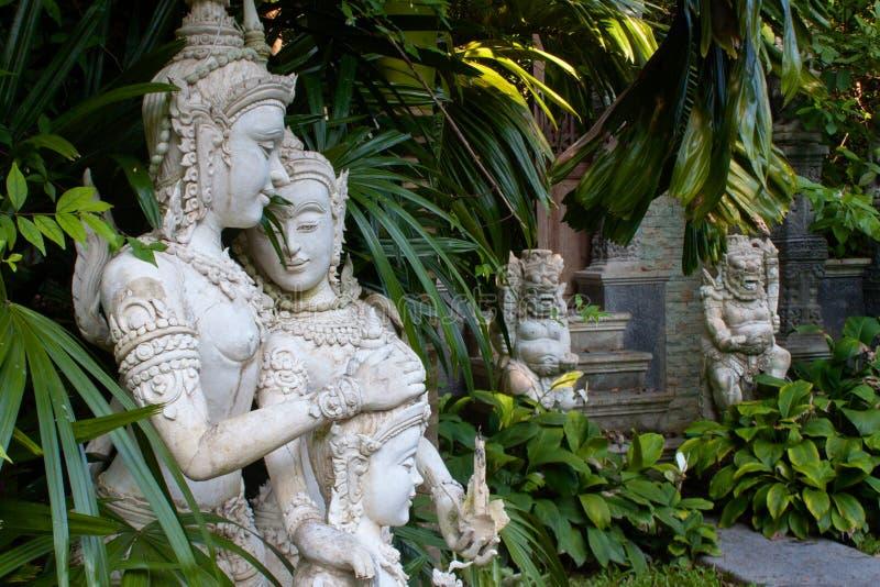 Centro Lipa Noi, Koh Samui, Tailandia di Dusit Dhewa immagine stock libera da diritti