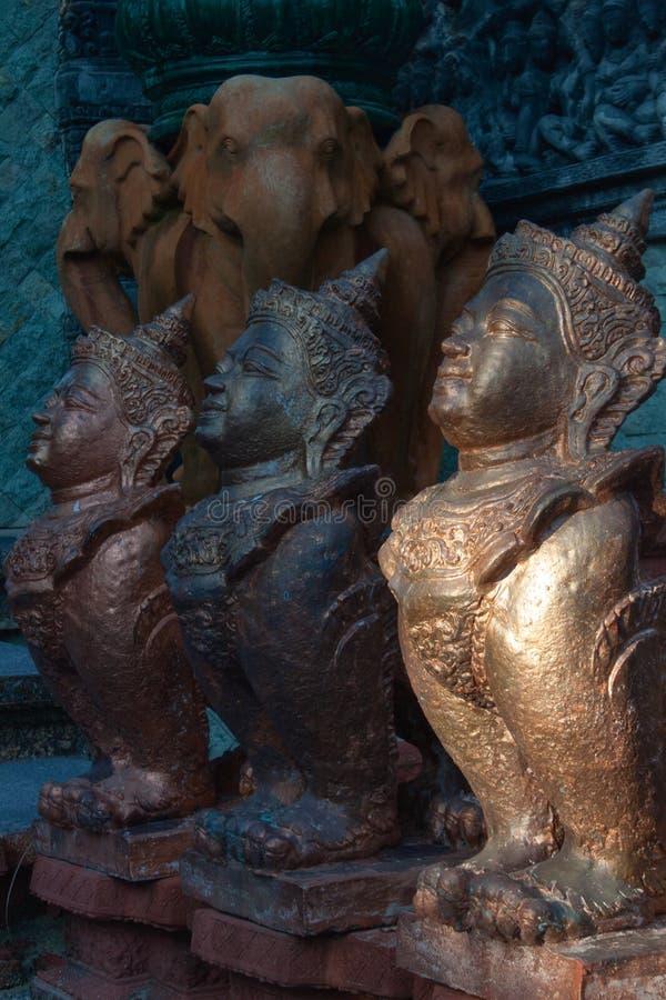 Centro Lipa Noi, Koh Samui, Tailandia di Dusit Dhewa immagine stock