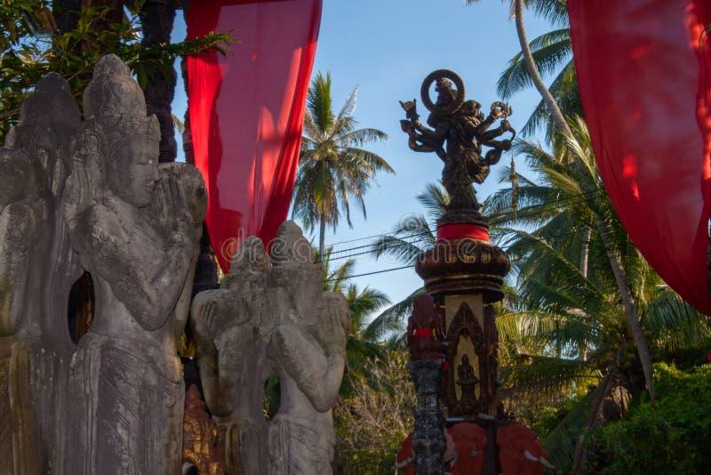 Centro Lipa Noi, Koh Samui, Tailandia di Dusit Dhewa fotografie stock