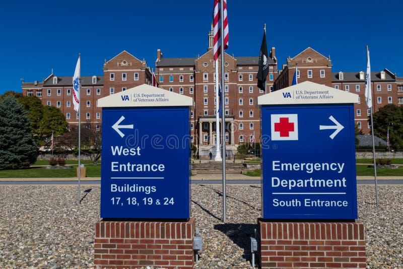 Centro médico do VA fotos de stock