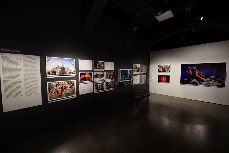 Centro Oslo di pace Nobel fotografia stock libera da diritti