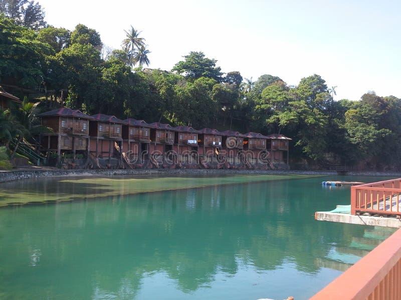 Centro turístico Batam de KTM fotos de archivo