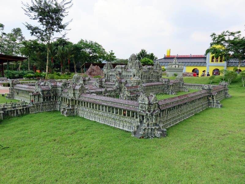 Centro turístico de Legoland Malasia fotografía de archivo