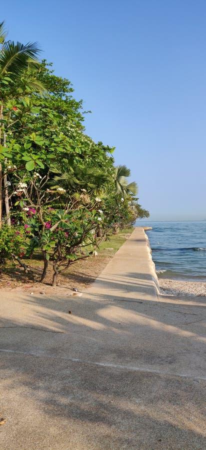 Centro turístico de Seaview imagen de archivo