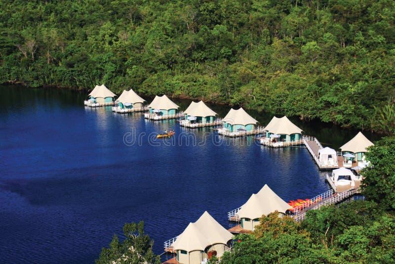 Centro turístico de Tatai en Koh Kong Province imágenes de archivo libres de regalías