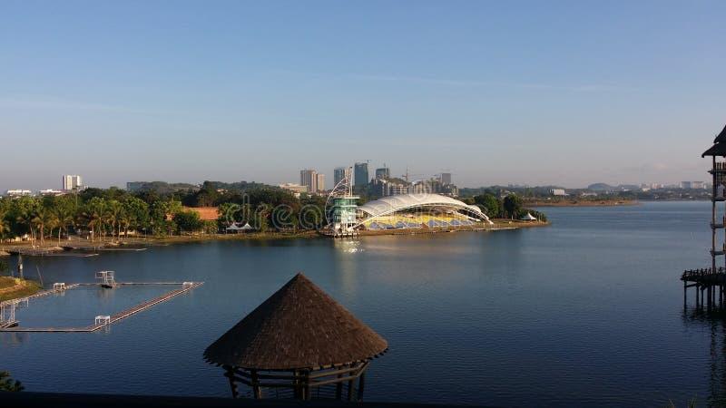 Centro turístico del pullman de Putrajaya fotos de archivo libres de regalías