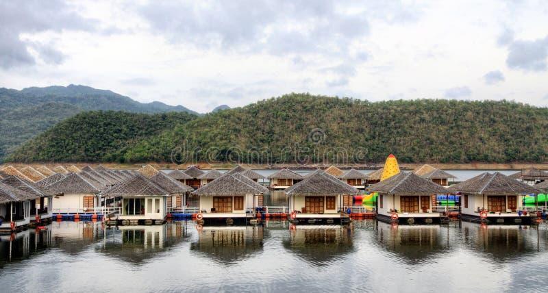 Centro turístico hermoso foto de archivo libre de regalías