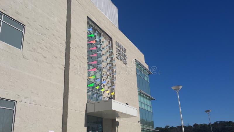Centro unificado da ciência imagem de stock
