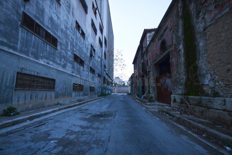Centro urbano fotos de archivo