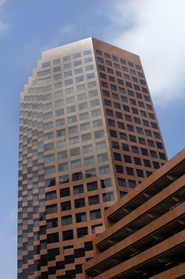 centrum 6 finansowe obrazy stock