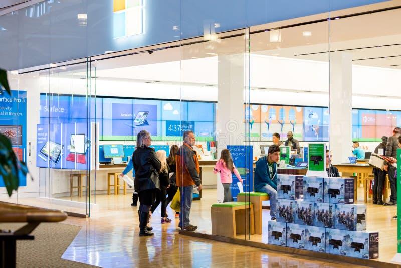 centrum handlowe centrum wewnętrzny zakupy zdjęcie royalty free
