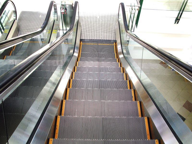 centrum handlowe dogodny transport zdjęcia stock