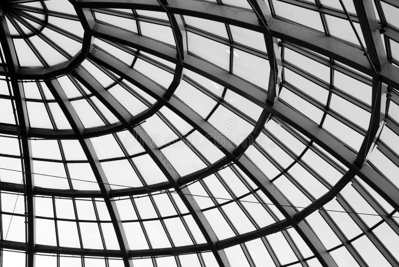 centrum handlowe na dachu zdjęcia royalty free