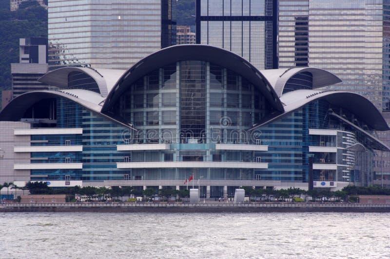centrum Hong kongu pokaz konwencji, obrazy royalty free