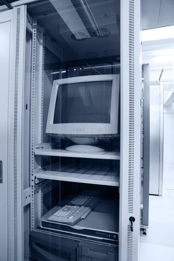 centrum komputerowi dane zdjęcia stock