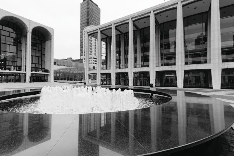 centrum Lincoln zdjęcia royalty free