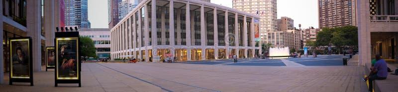 centrum Lincoln zdjęcie royalty free