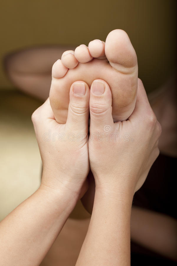 centrum masage odruchu zdrój obraz royalty free
