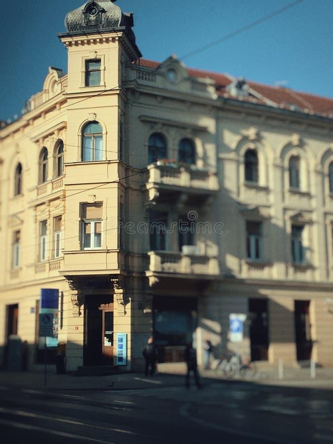 centrum miasta zdjęcie stock
