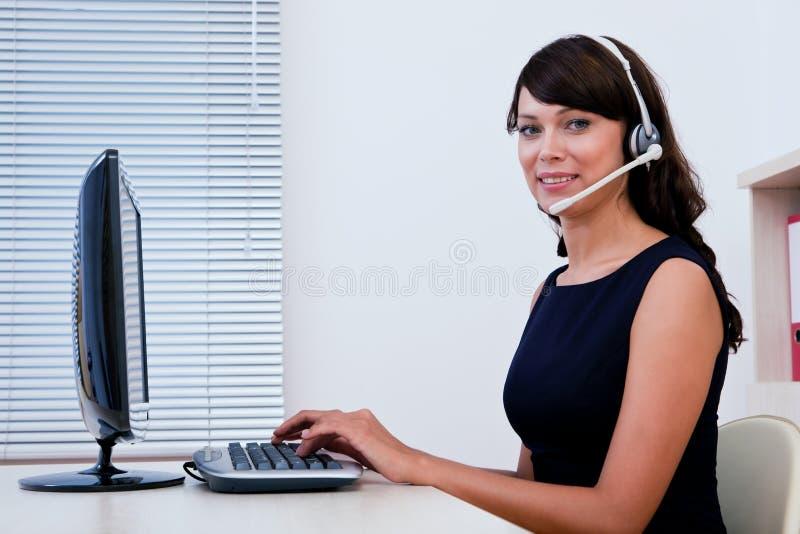 centrum telefoniczne zdjęcie royalty free