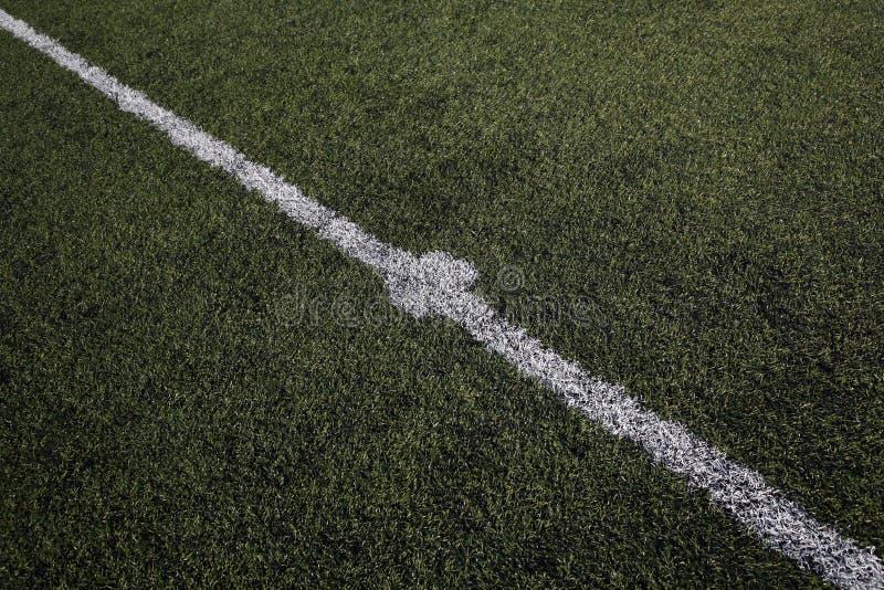 Download Centrumvlek Op Een Voetbalhoogte Stock Foto - Afbeelding bestaande uit midden, begin: 39100272