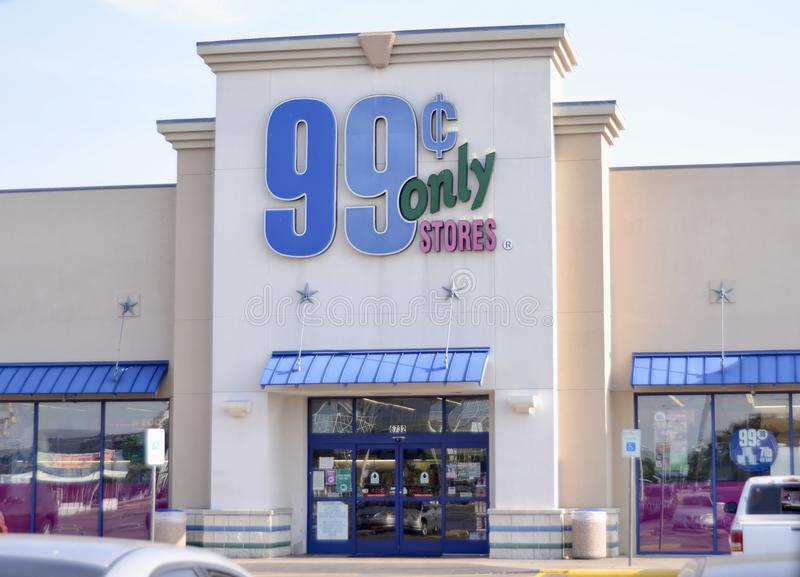 99 Cents Only Stores, Fort Worth, Texas. 99 Cents Only Stores is an American price-point retailer chain based in Commerce, California. Previously, the store stock images