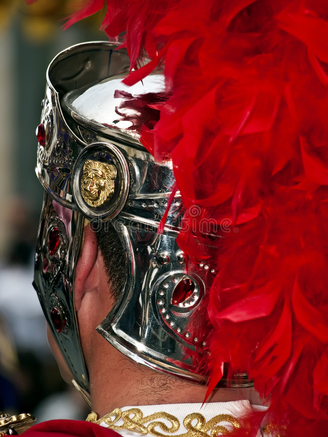 Centurion royalty-vrije stock foto