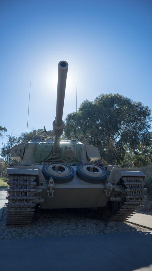 Centurion Mk5 Gevechtstank stock foto's