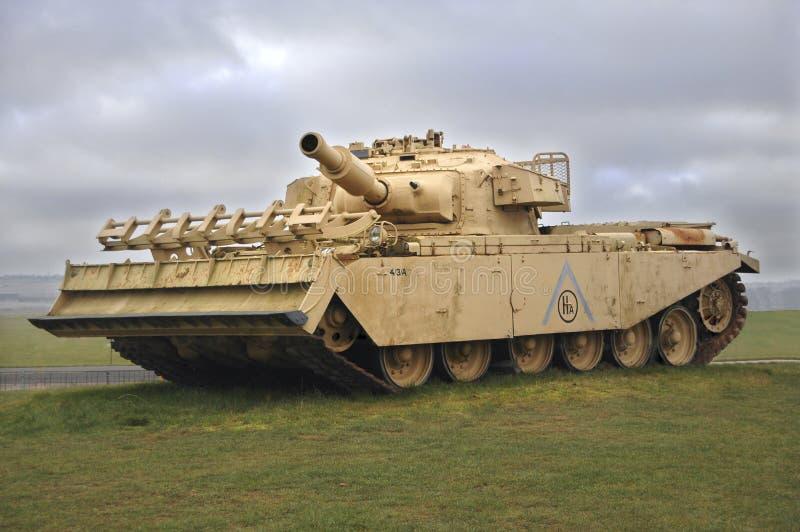 Centurion Mk V AVRE 165 stock foto