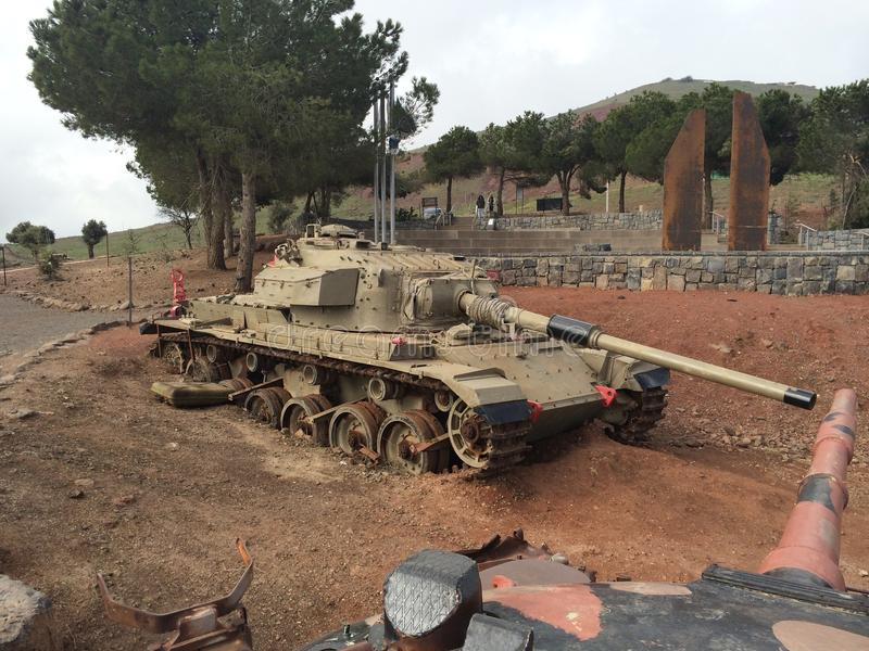 Centurion Tank royalty-vrije stock foto