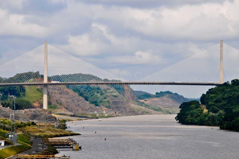 Download Century bridge in Panama stock image. Image of transport - 15022805