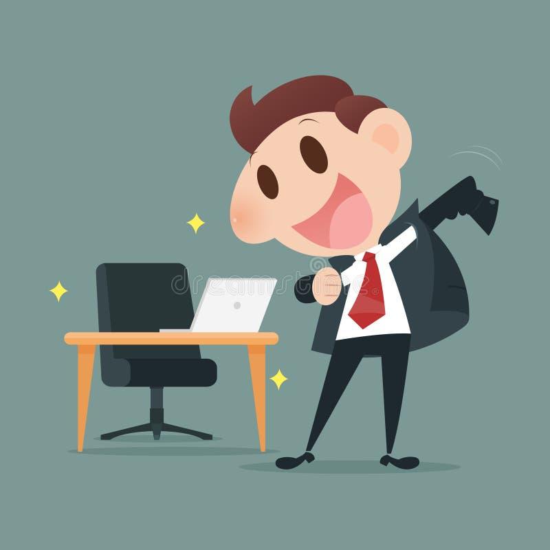 CEO stock illustratie
