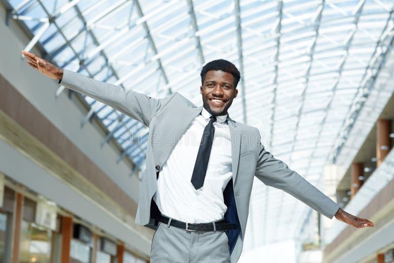 CEO réussi photo libre de droits