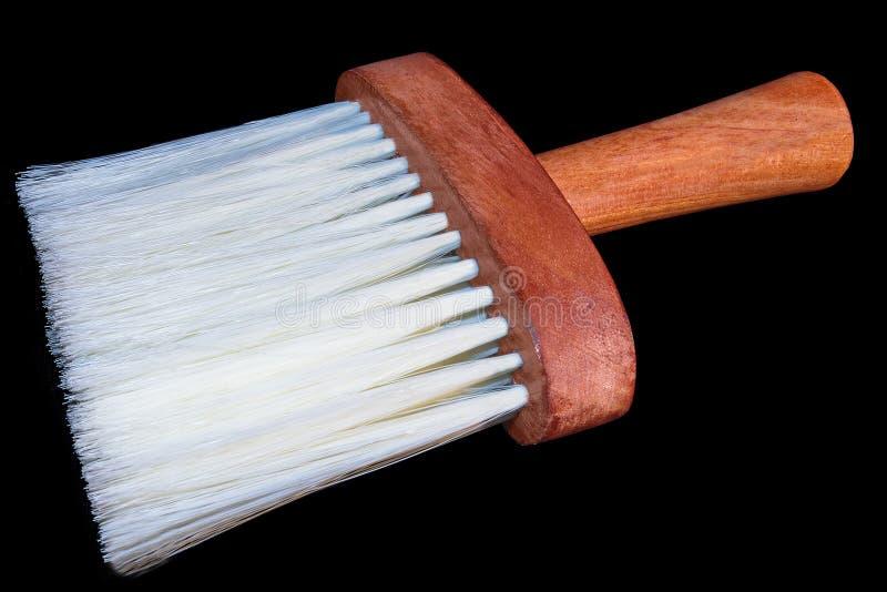 Cepillo de los peluqueros foto de archivo libre de regalías