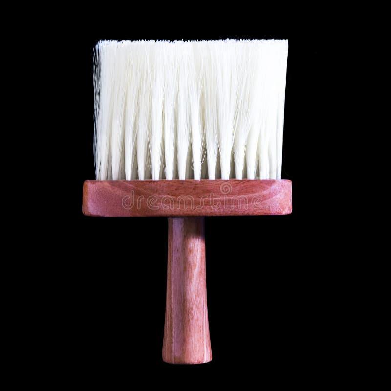 Cepillo de los peluqueros fotos de archivo
