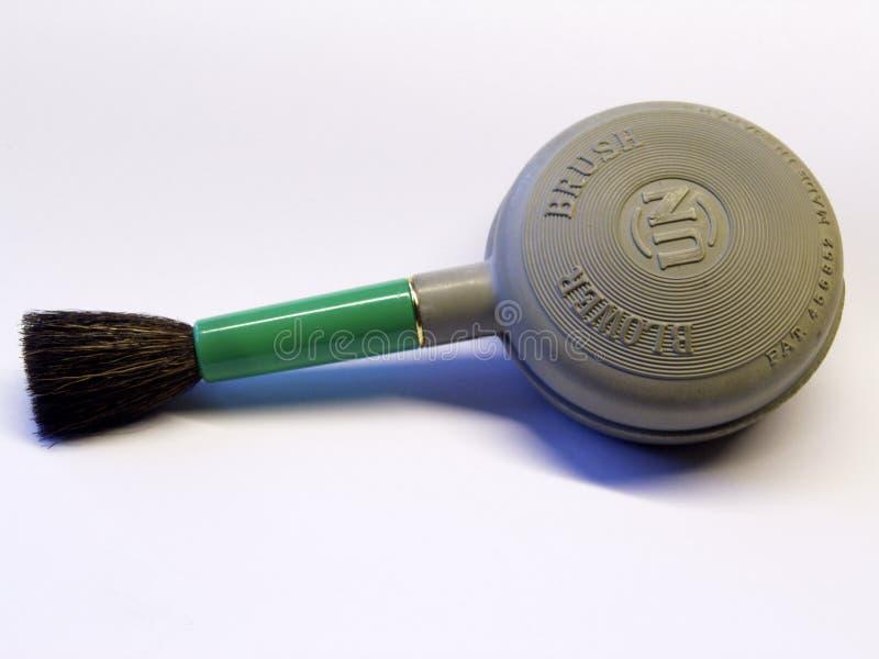 Cepillo Del Polvo Fotografía de archivo