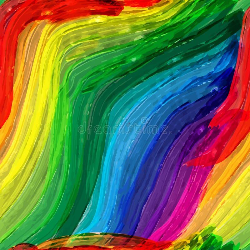 Download Cepillo Del Vector Inconsútil Ilustración del Vector - Ilustración de descolorado, marco: 44854457