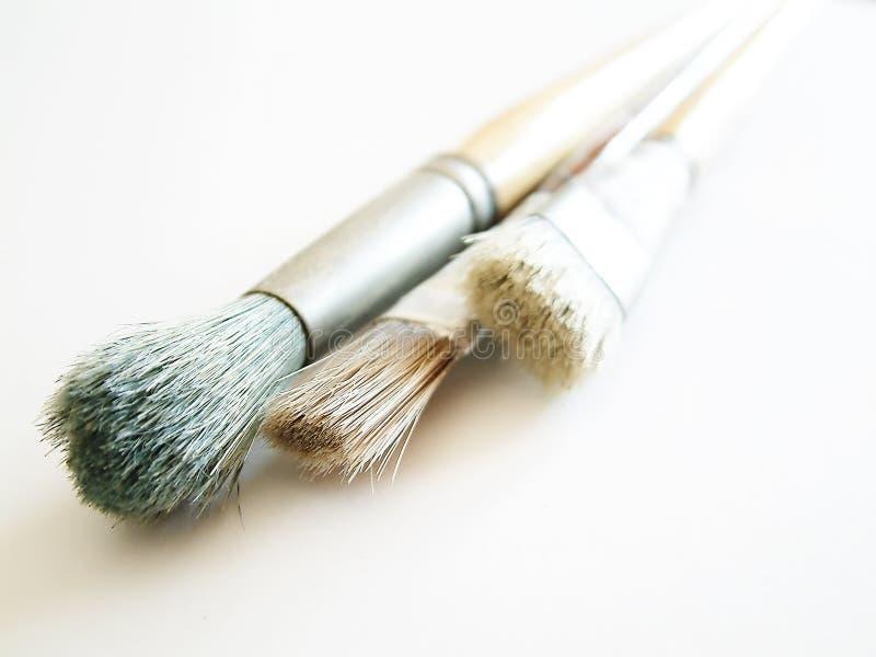 Cepillos del artista