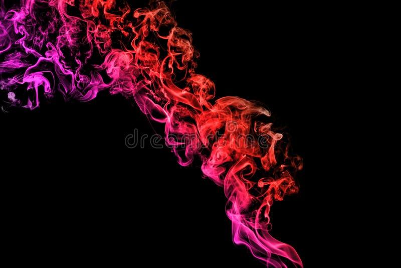 Cepillos del humo imagen de archivo