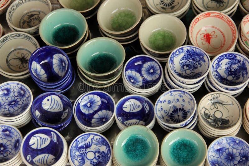 cerámica foto de archivo