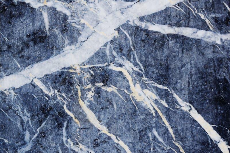 Cerámica abstracta del color azul marino y blanco fotografía de archivo libre de regalías