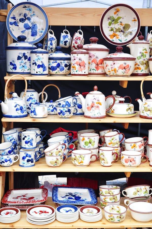 Cerámica de cerámica para la venta imagenes de archivo