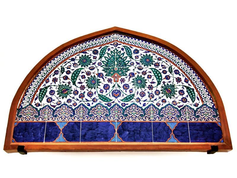 Cerámica del otomano fotos de archivo