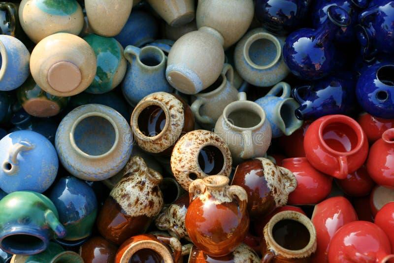 Cerâmica. foto de stock