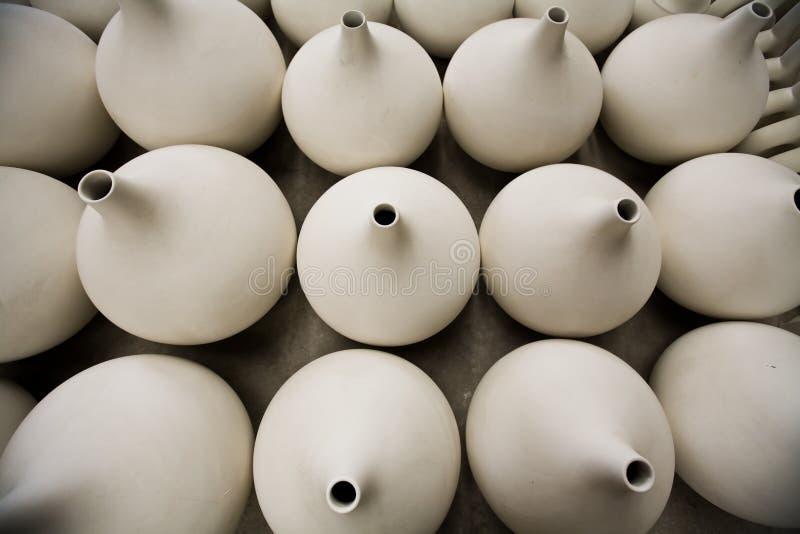 Cerâmica asiática da porcelana imagem de stock royalty free